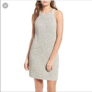 Madewell valley sweater dress medium